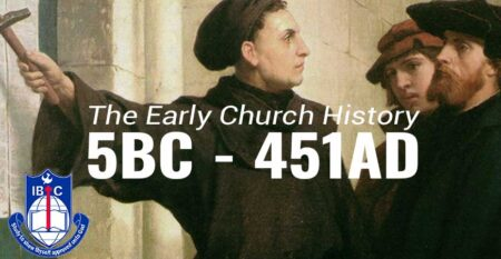The-Early-Church-History-5BC-To-451AD