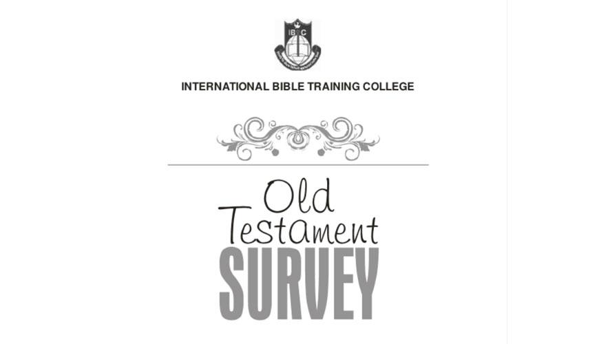old-testament-survey