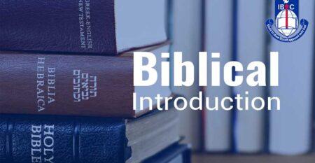 biblical-introduction