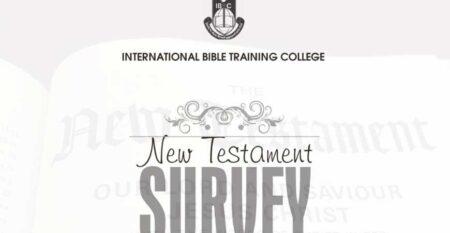 New-Testament-Survey